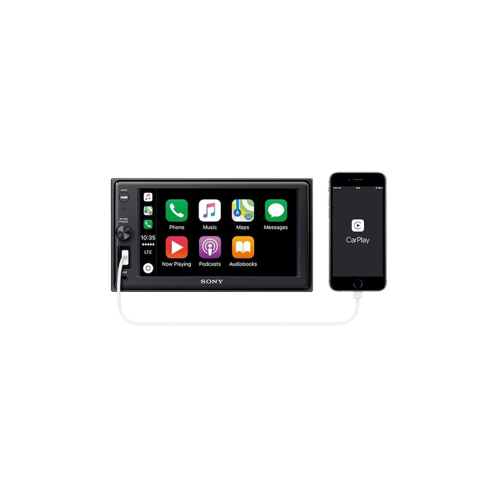 18143897 - Sony XAV-AX1000 BT Apple Car Play Özellikli Multimedya - n11pro.com