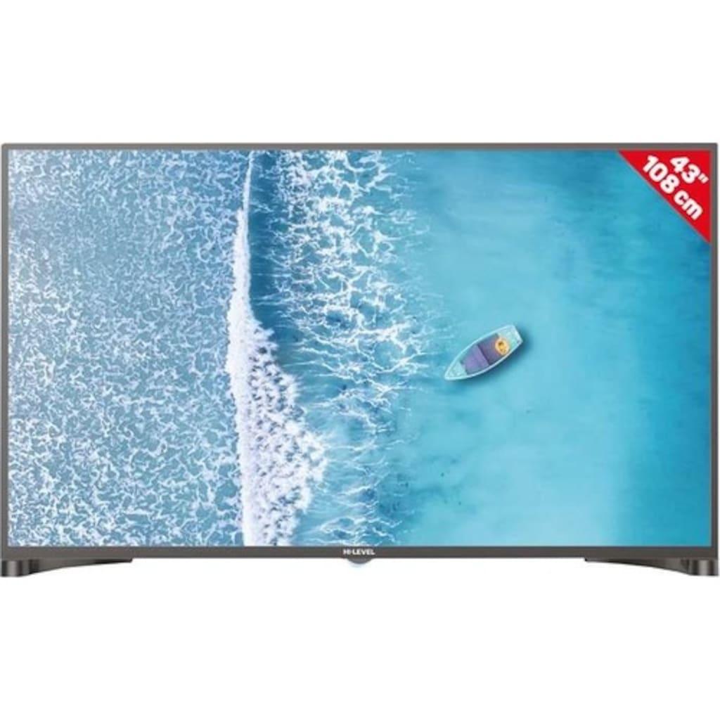 Sağladığı Çok Sayıdaki Yenilikler ile Hi-Level Televizyon