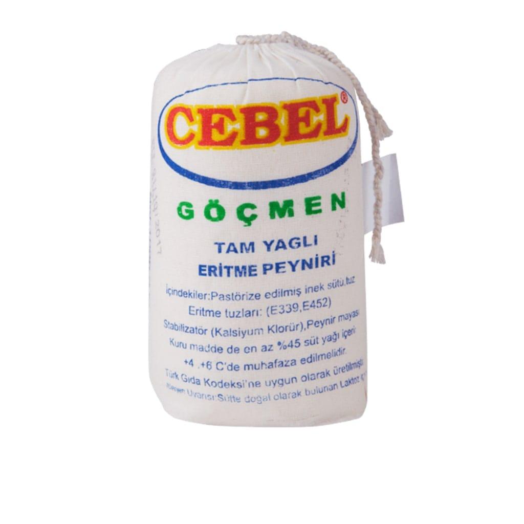 03299625 - Cebel Tam Yağlı Tulum Peynir Bez Eritme 1000 GR - n11pro.com