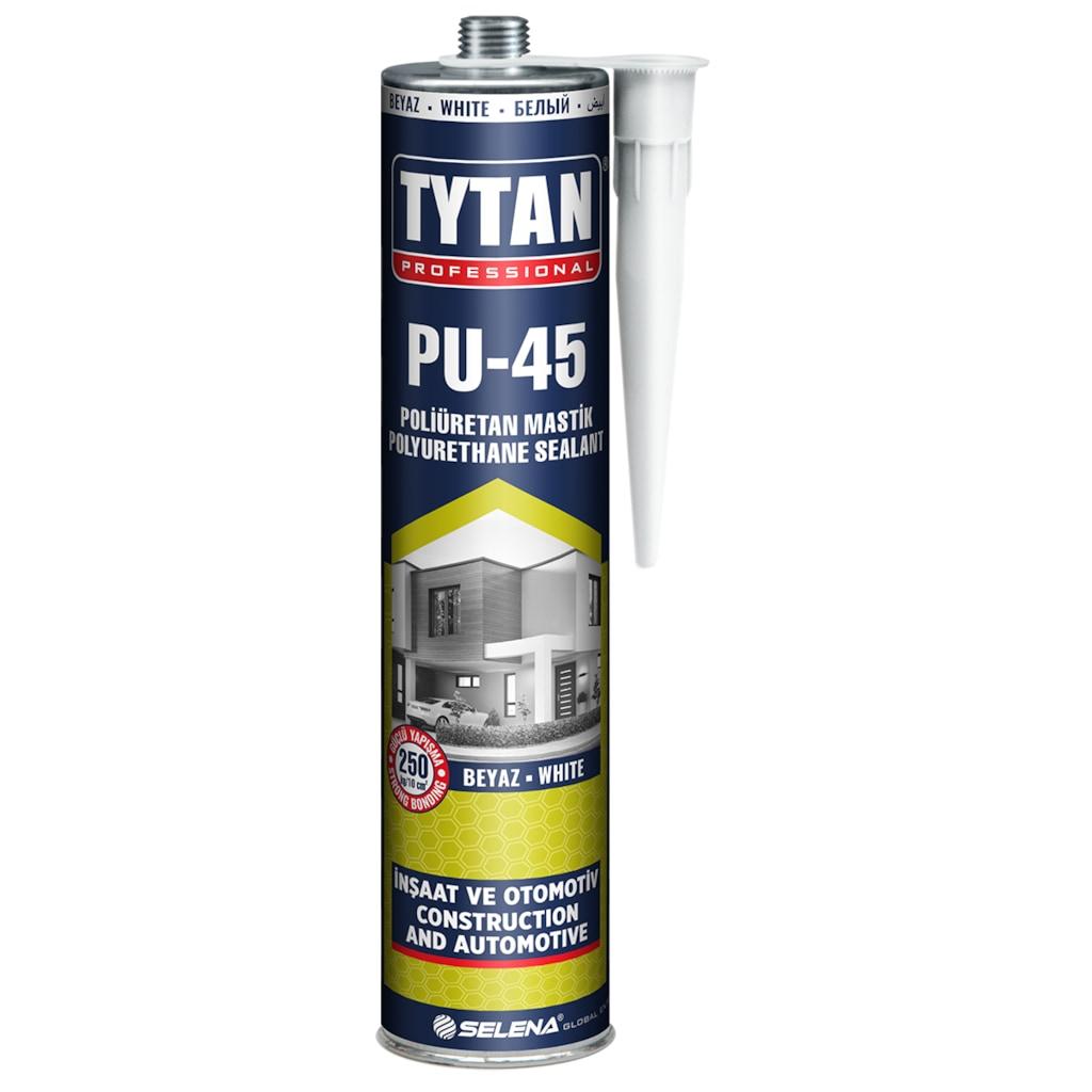 89237287 - Tytan Professional PU-45 Poliüretan Mastik 280 ML Beyaz - n11pro.com
