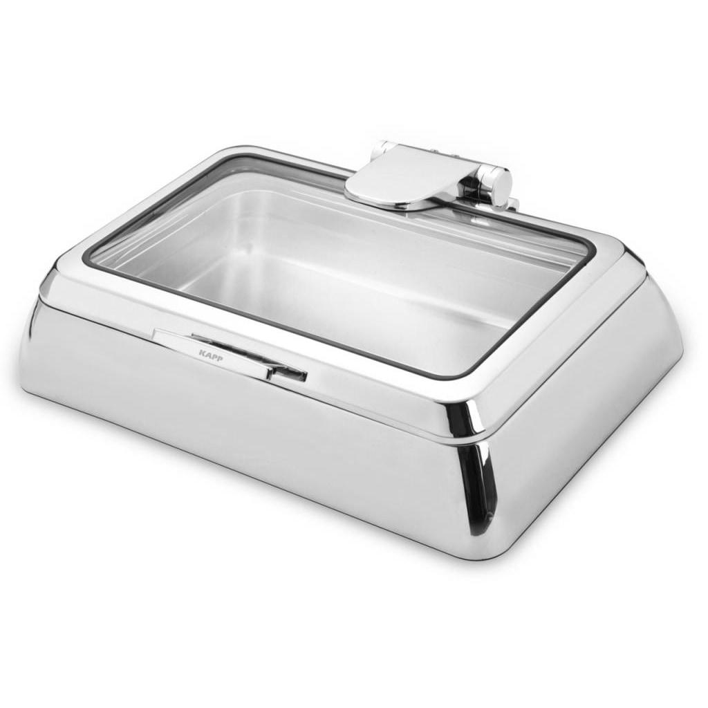 31036336 - Kapp Chafing Dish Vega GN 1/1 Gri - n11pro.com
