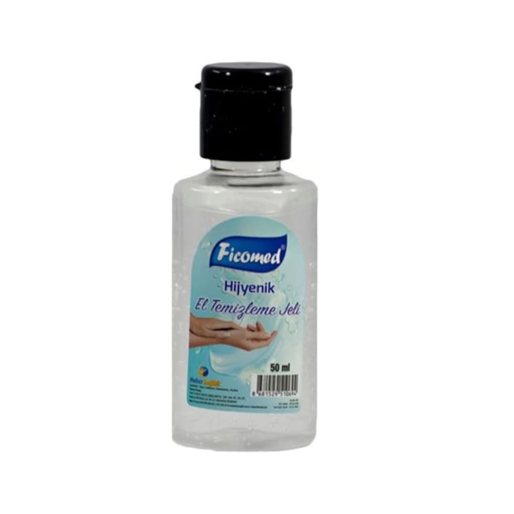 33529073 - Ficomed Antibakteriyel El Temizleme Jeli 50 ML - n11pro.com