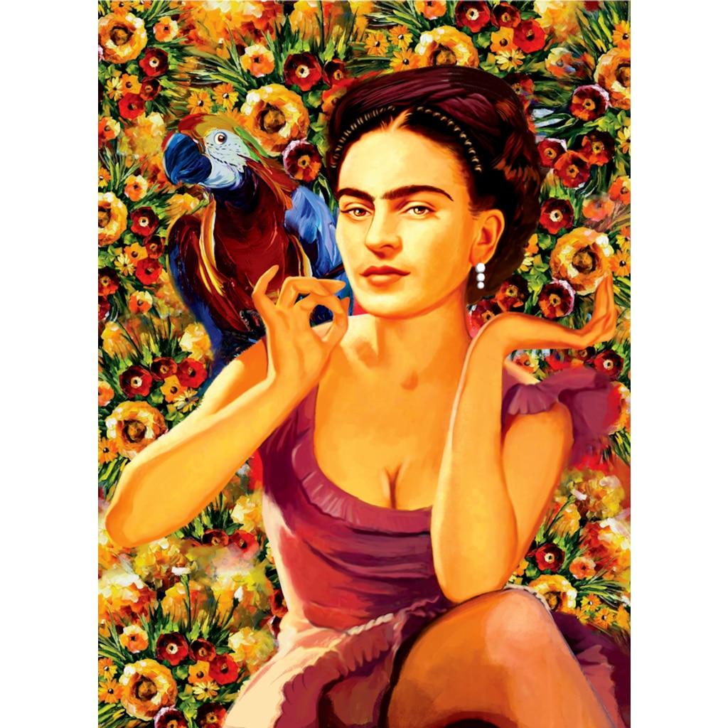 78199271 - Anatolian Puzzle 1000 Parça Frida Kahlo - n11pro.com