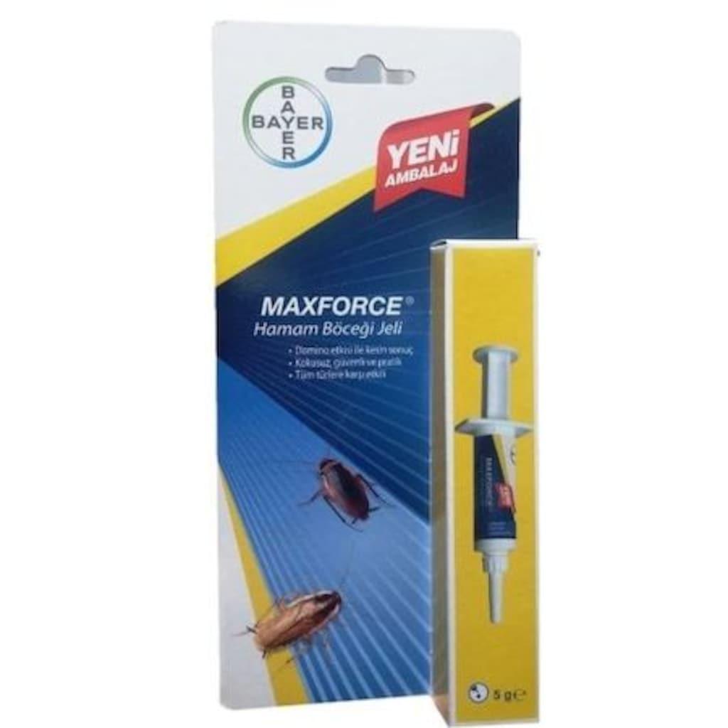 46192502 - Bayer Maxforce Hamam Böceği Jeli 5 G - n11pro.com