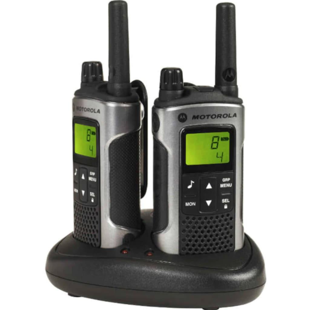 23524266 - Motorola TLKR-T80 2'li El Telsizi Siyah - n11pro.com