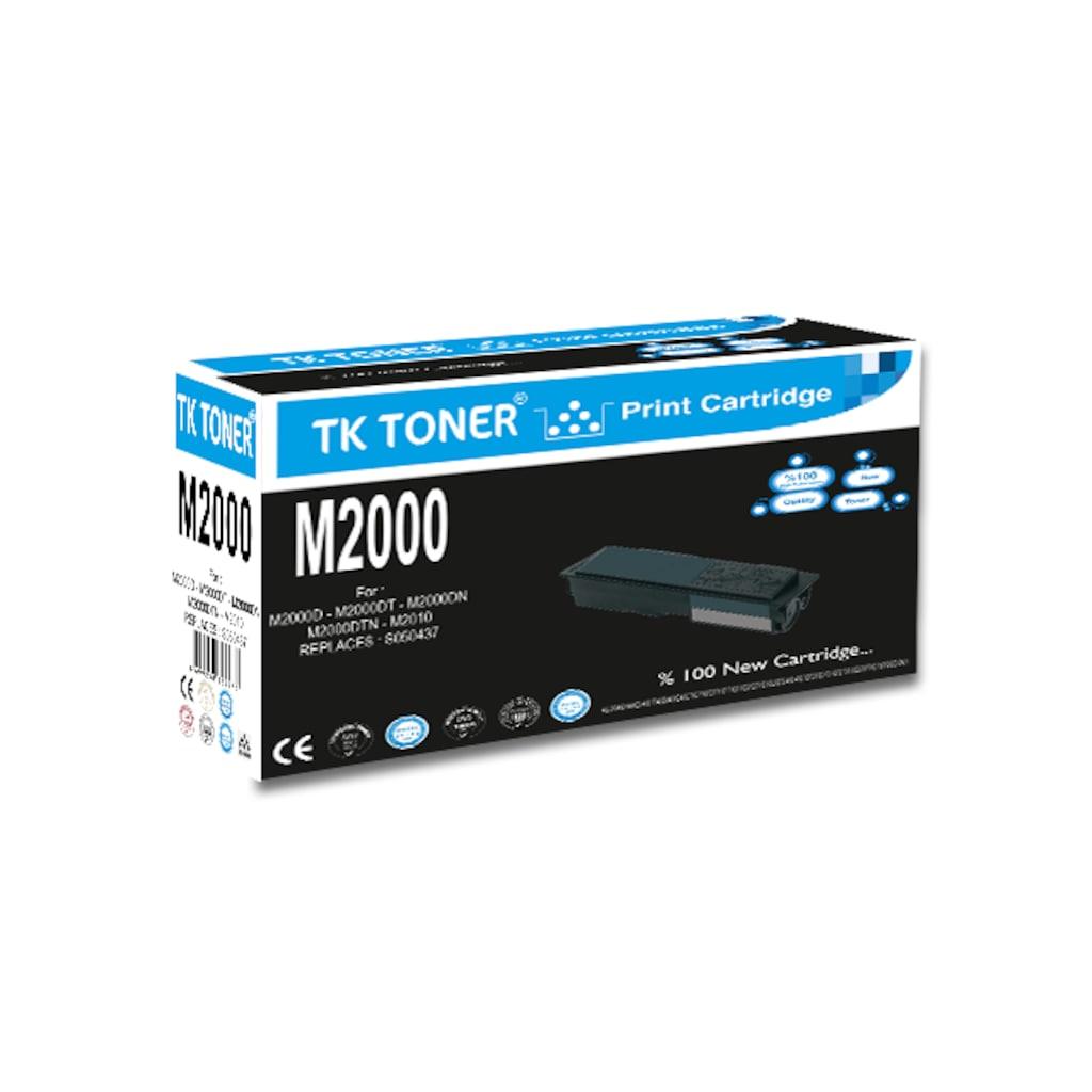 71131325 - TK Toner TK M2000 - M2010 Siyah - n11pro.com