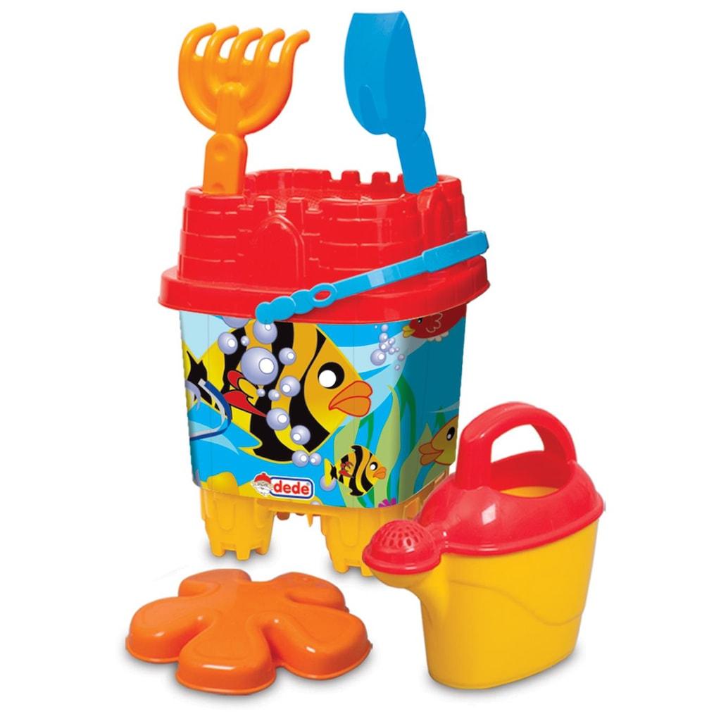 81803077 - Fen Toys 03092 Resimli Küçük Kale Kova Set - n11pro.com