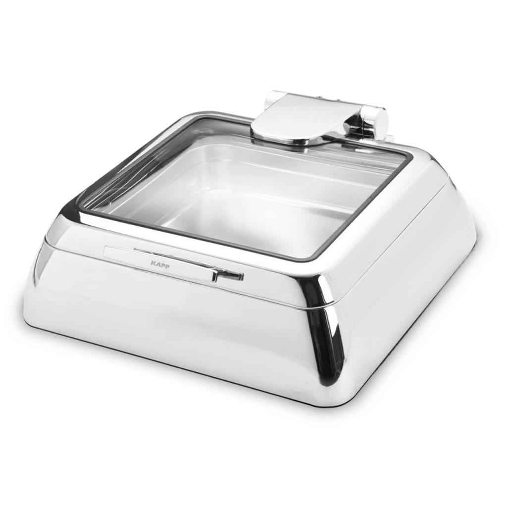57890040 - Kapp Chafing Dish Vega GN 2/3 Gri - n11pro.com