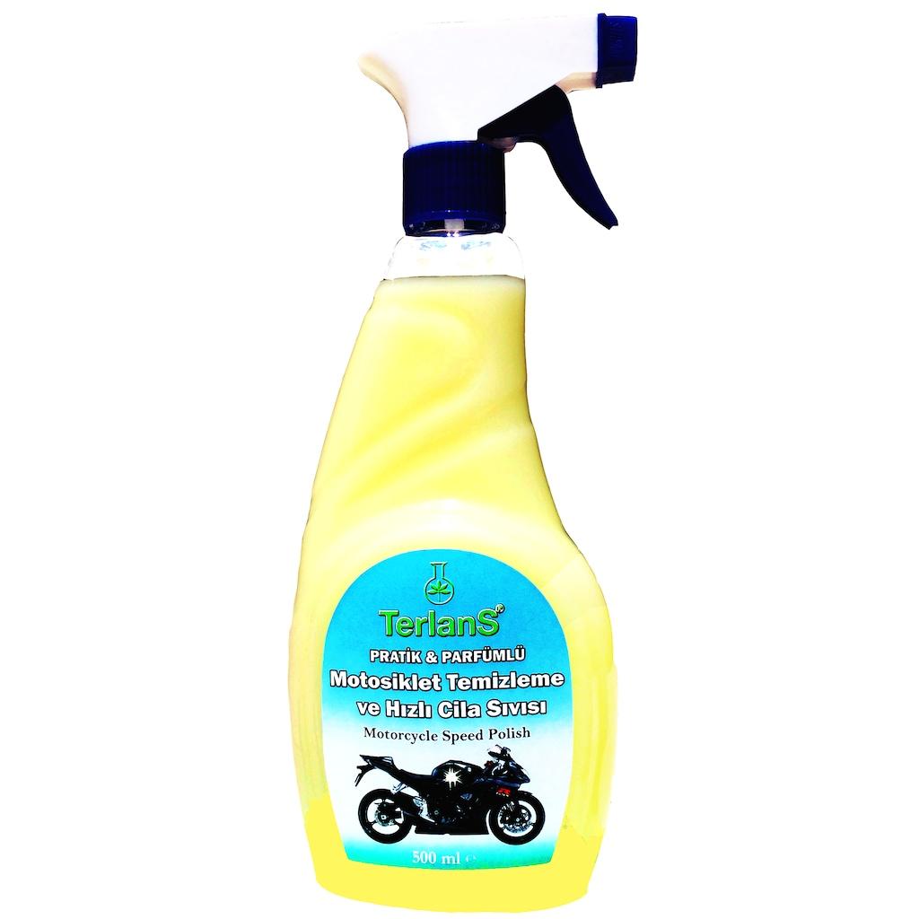 80726331 - Terlans Motosiklet Temizleyici Parlatıcı 500 ML - n11pro.com