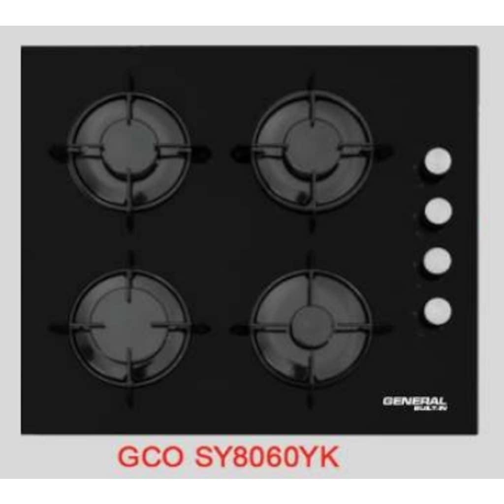 17211823 - General  GCO8060YK Ankastre Cam Ocak - n11pro.com