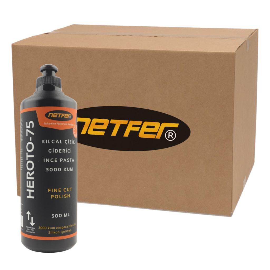 IMG-560934096068352559 - Netfer Heroto-75 Kılcal Çizik Giderici İnce Pasta 500 ML - n11pro.com