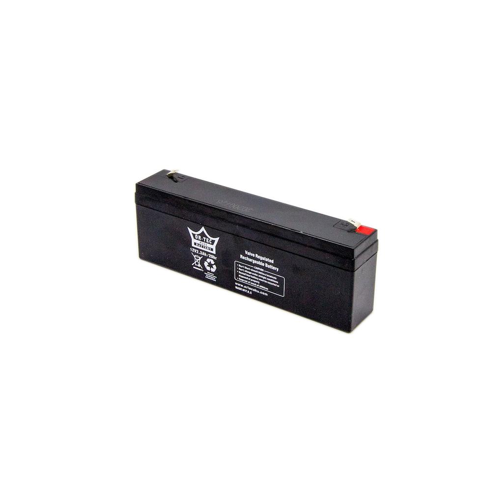86280322 - Or-Tec 12 V 2.3 Ah Bakımsız Kuru Akü - n11pro.com