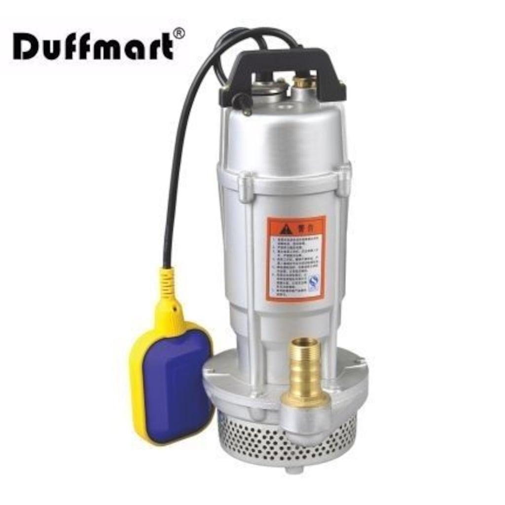 18619001 - Duffmart QDX1.5-16-0.37 Temiz Su Dalgıç Pompa - n11pro.com