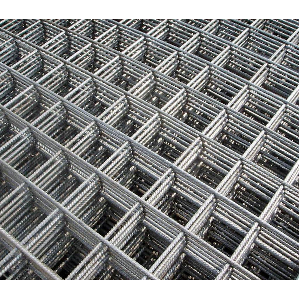 60137209 - Güncel Q188/188 Çelik Hasır Çap 6 MM Y500 x G215 CM Beton Hasırı - n11pro.com