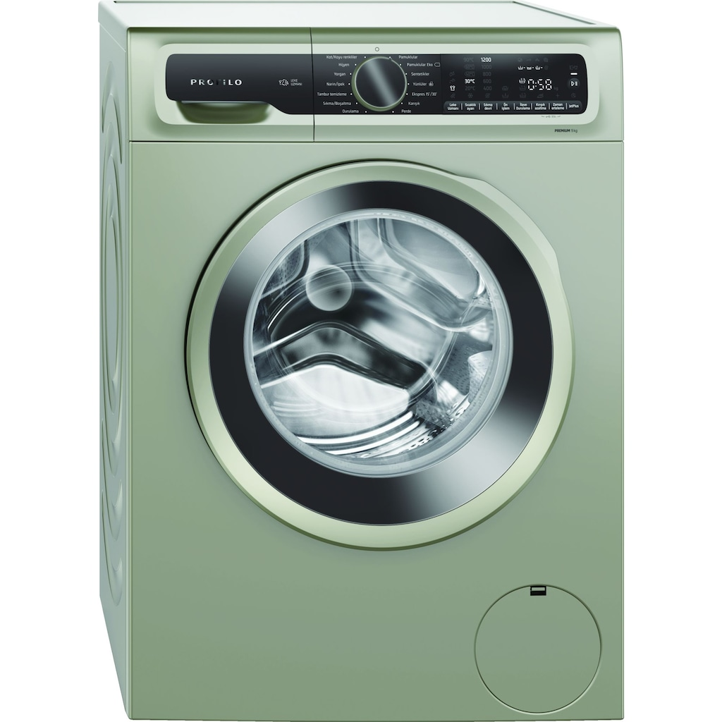 Sessiz Profilo Çamaşır Makinesi