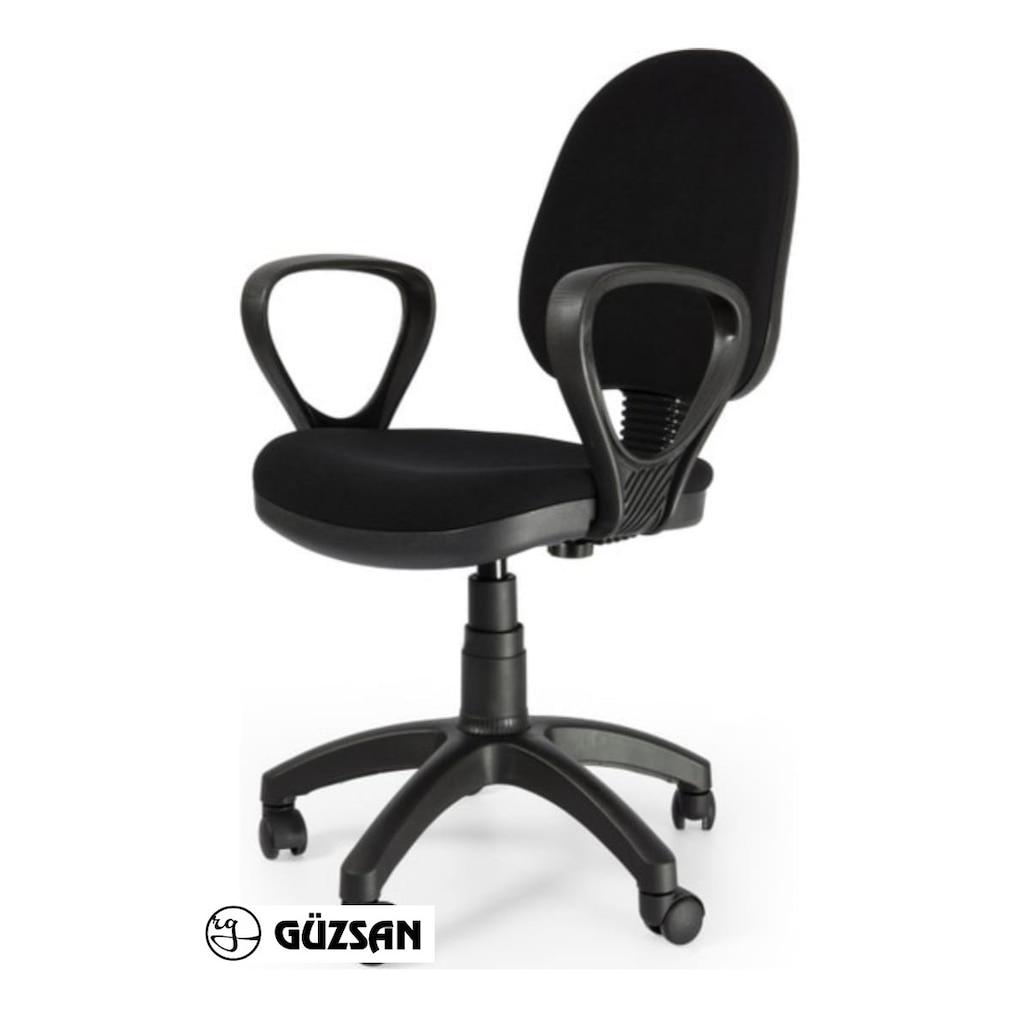 90553632 - Güzsan Ofis Büro Çalışma Sandalyesi Siyah 44 x 40 x 49 CM - n11pro.com