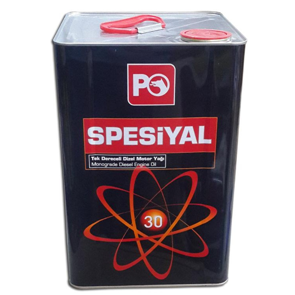 81412989 - Petrol Ofisi Spesiyal 30 Teneke - n11pro.com