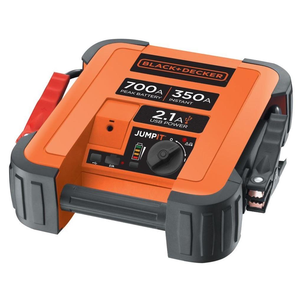 72185500 - Black&Decker BDJS350 300 Amper Akü Takviye Cihazı - n11pro.com