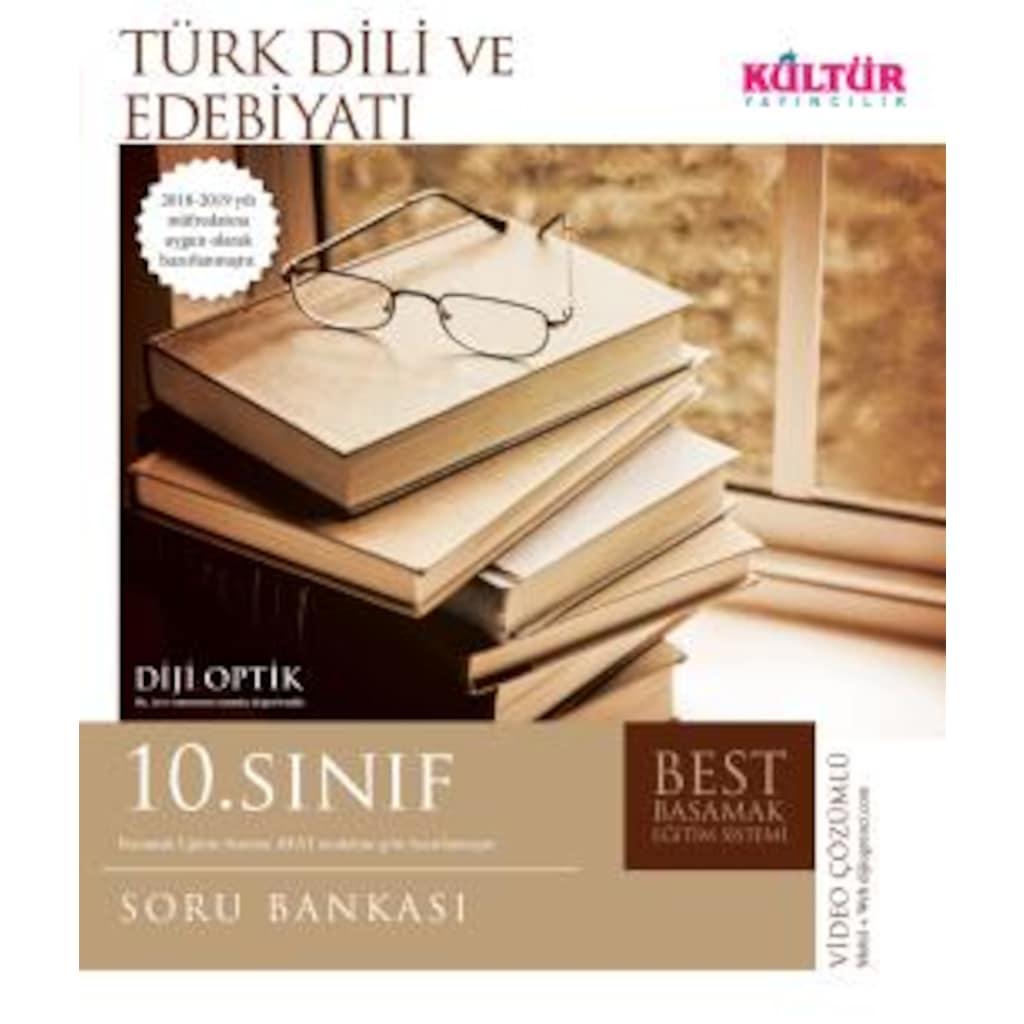 49819198 - Kültür 10.Sınıf Türk Dili ve Edebiyat Soru Bankası - n11pro.com