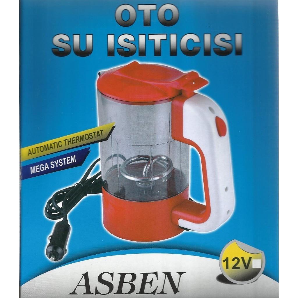 85678068 - Asben AS-20112 V Oto Kettle Su Isıtıcısı - n11pro.com