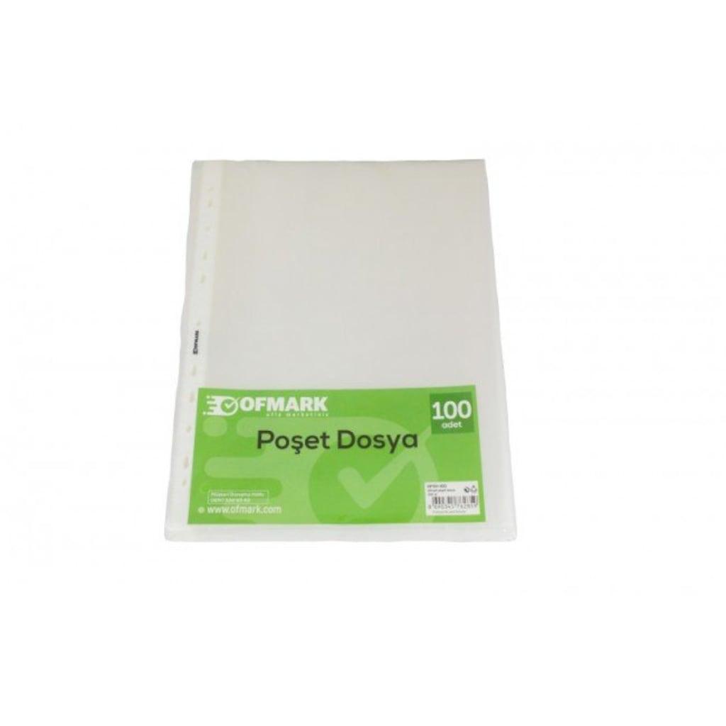 29029064 - Ofmark Poşet Dosya 100' Lü - n11pro.com