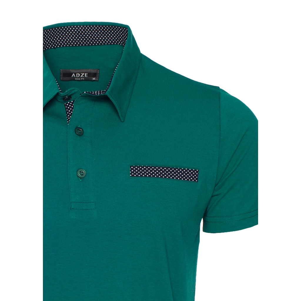 98718646 - Adze 83203 Polo Yaka T-Shirt (Asorti) - n11pro.com