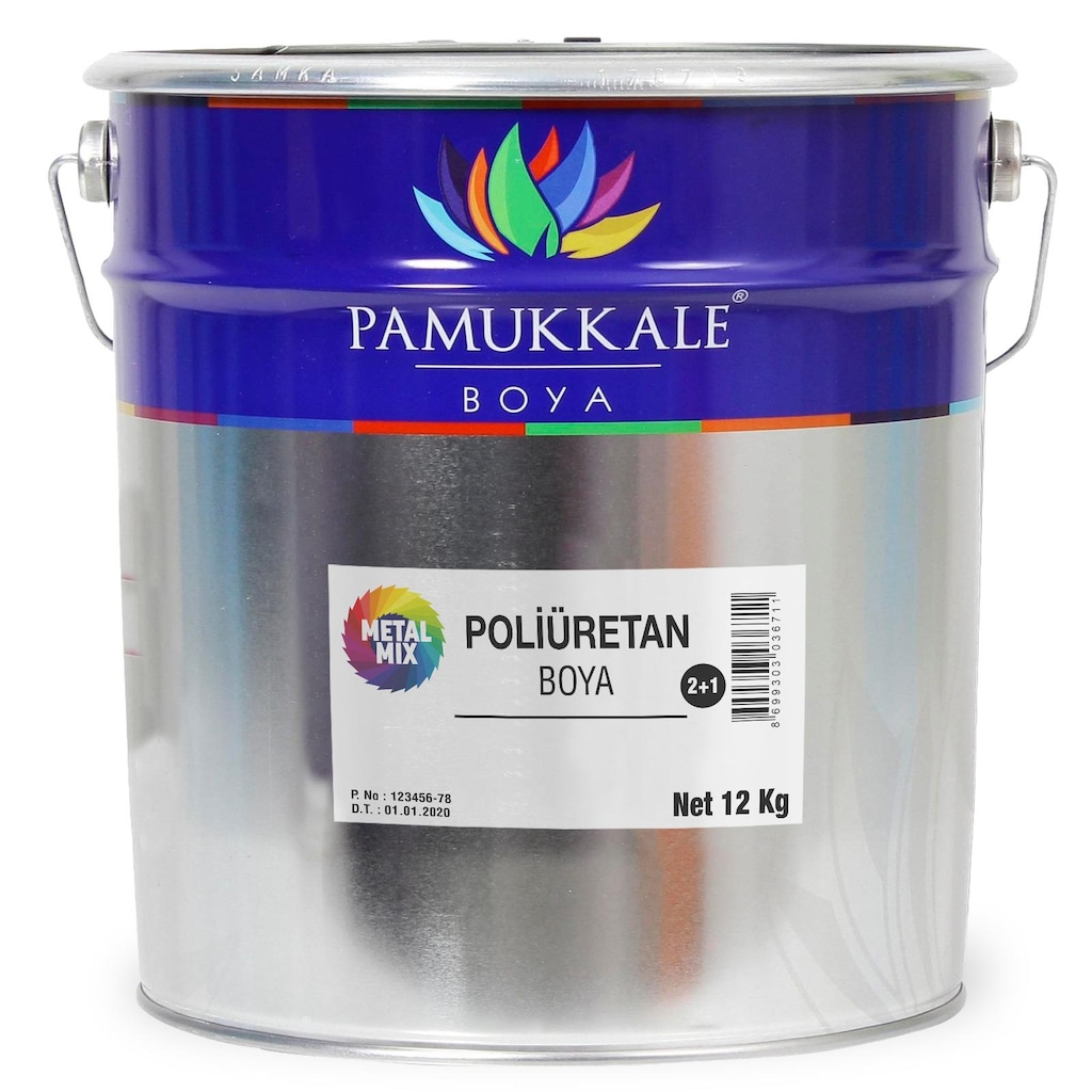 87750269 - Pamukkale Polyacryl Uv 2+1 AS-550 6 KG Havai Mavi - n11pro.com