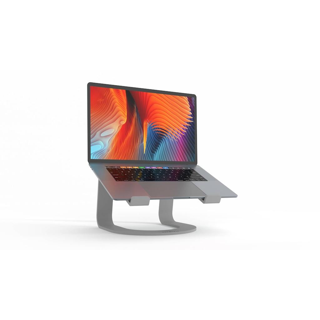 14354040 - Exnogate Exno-Curve Notebook Ve Macbook Standı Gri - n11pro.com