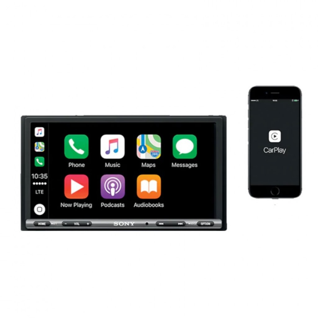90271765 - Sony XAV-AX3005DB BT Apple Car Play Android Auto Multimedya - n11pro.com