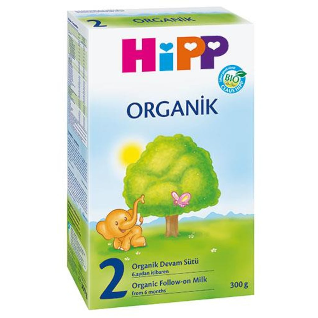 56833530070232383430 - Hipp Organik Devam Sütü 2 300 GR - n11pro.com