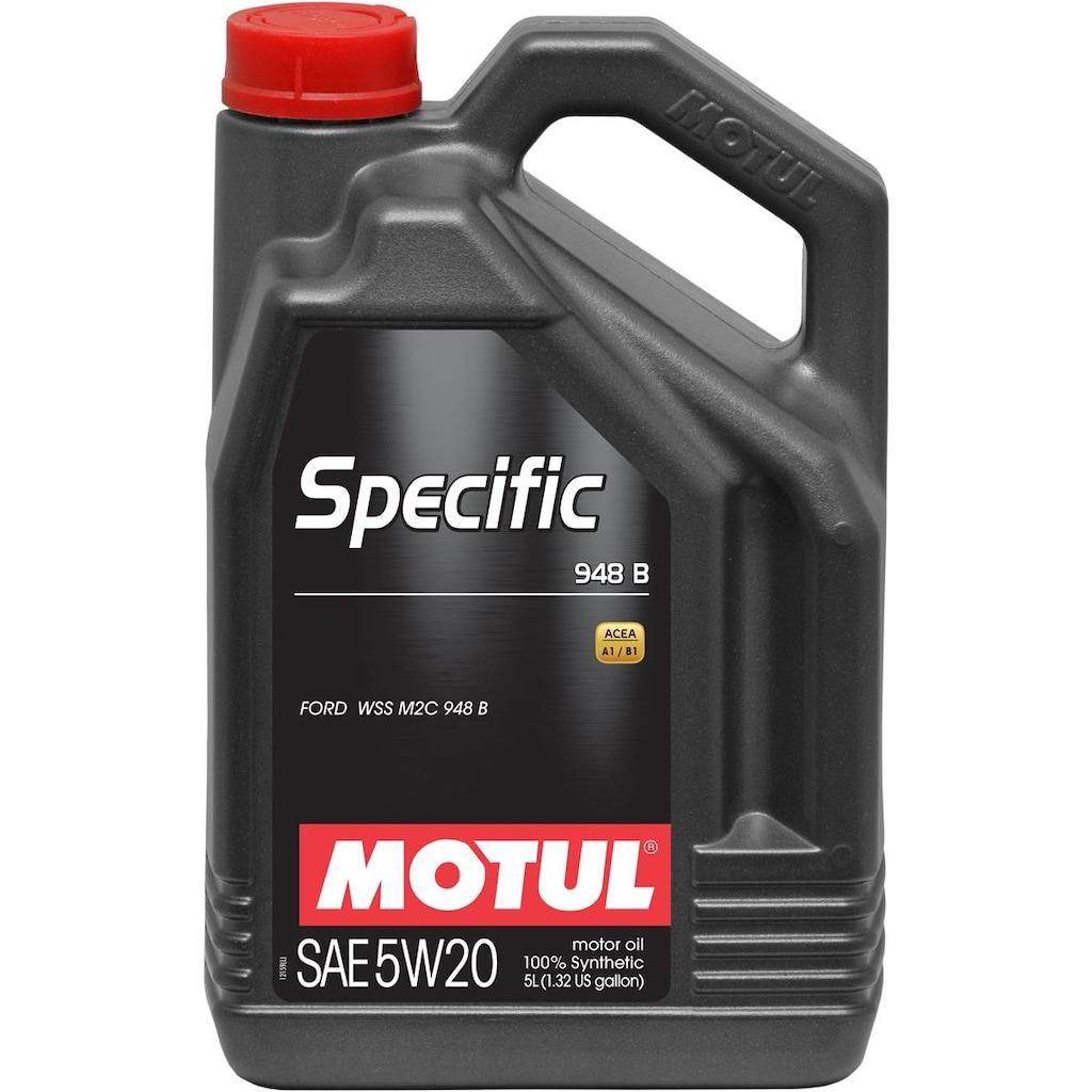 58129566250576267172 - Motul Specific 948B 5W-20 Motor Yağı 5 LT - n11pro.com