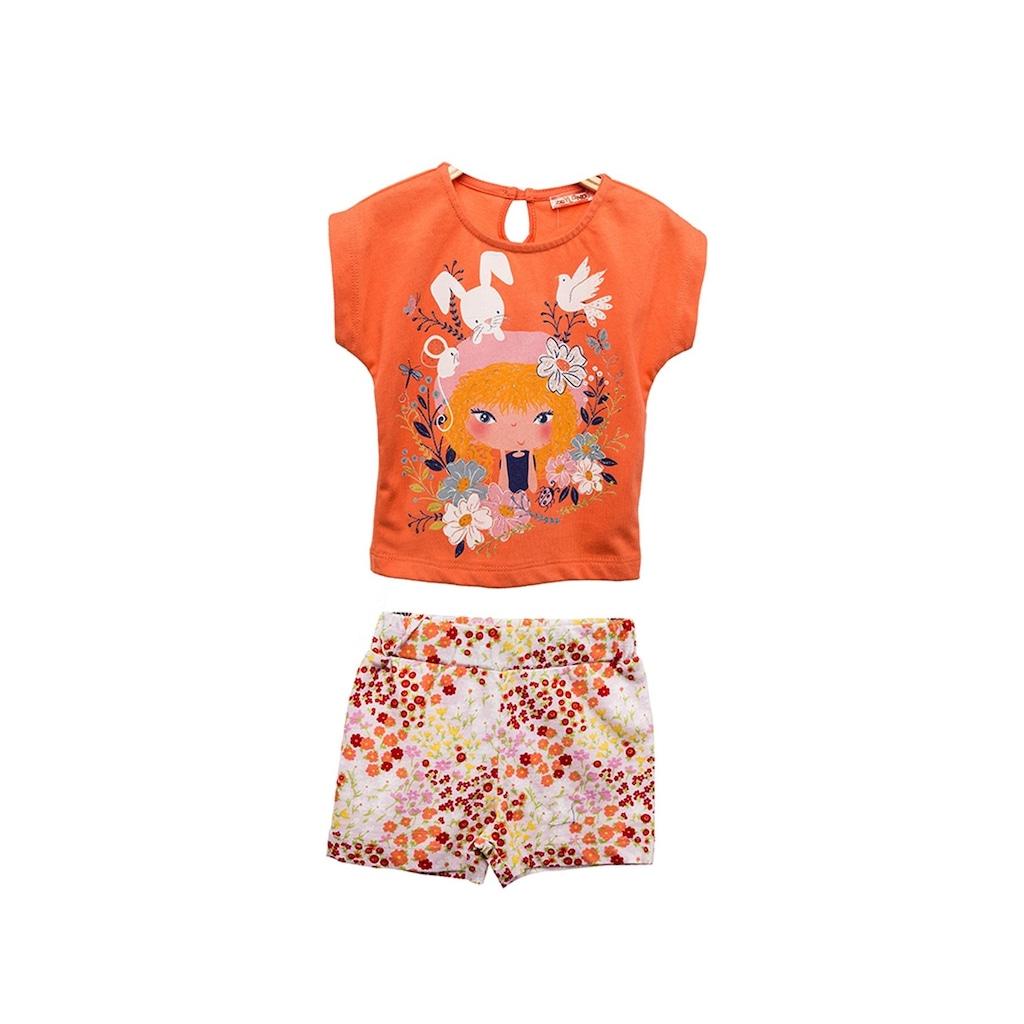 Kız Bebek Giyim Modellerinin Ürün Çeşitliliği