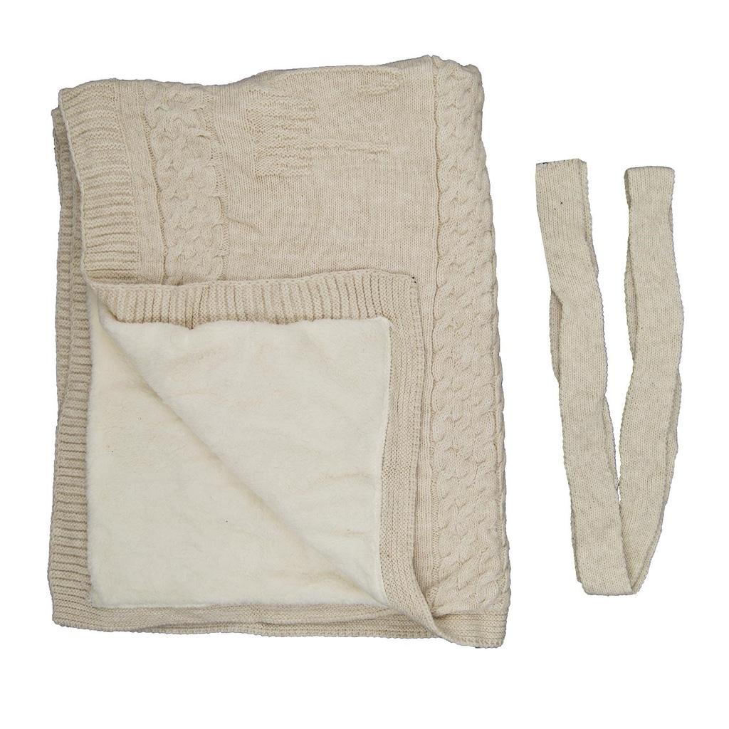 Bebek Battaniyelerinde Kumaş Seçenekleri