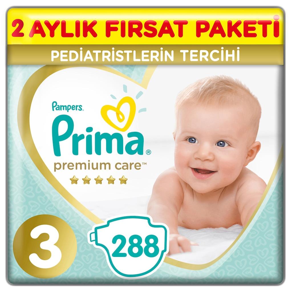 Bebeğinizin Hassas Bakımını Prima'yla Yapın