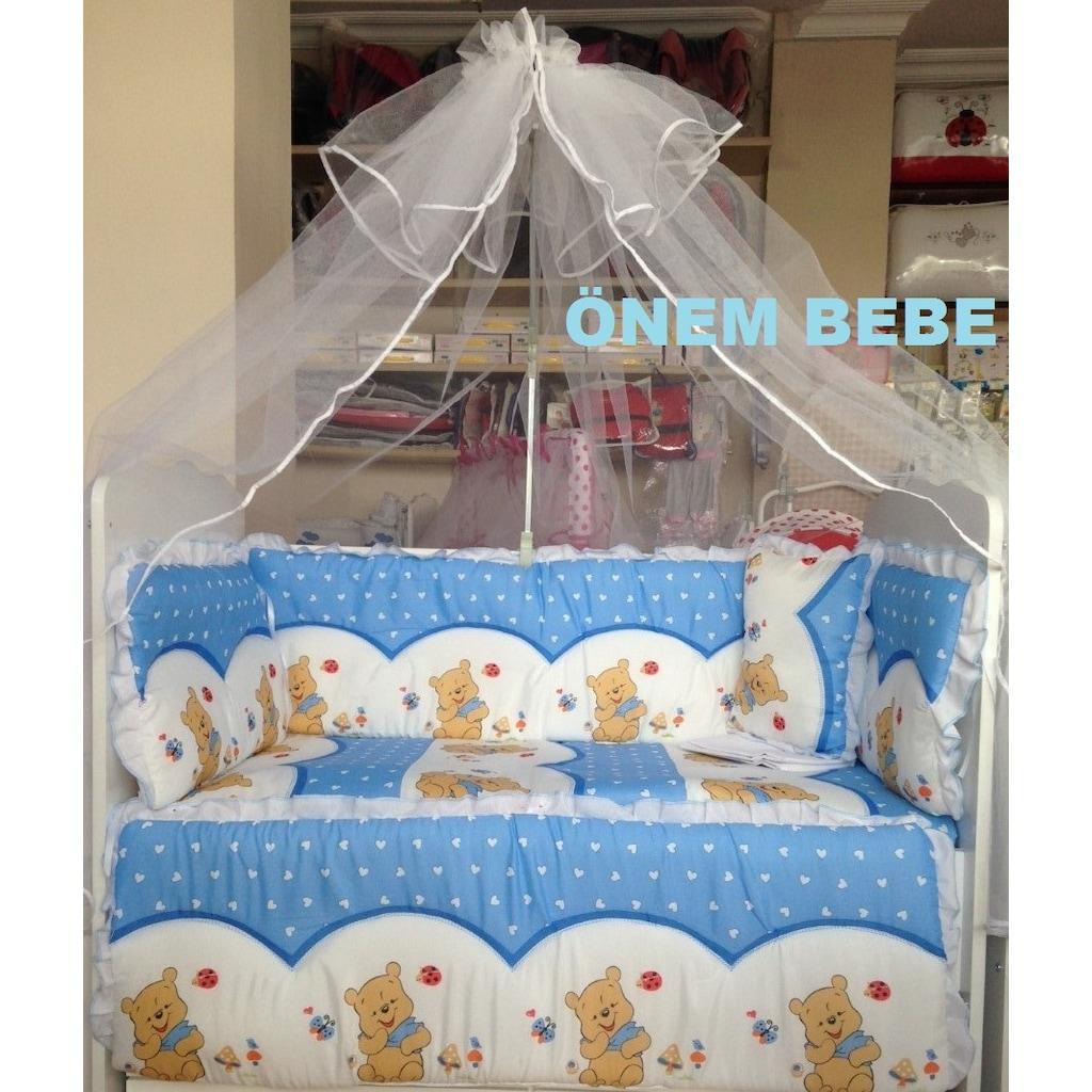 Bebekler için rahat uyku beşiği