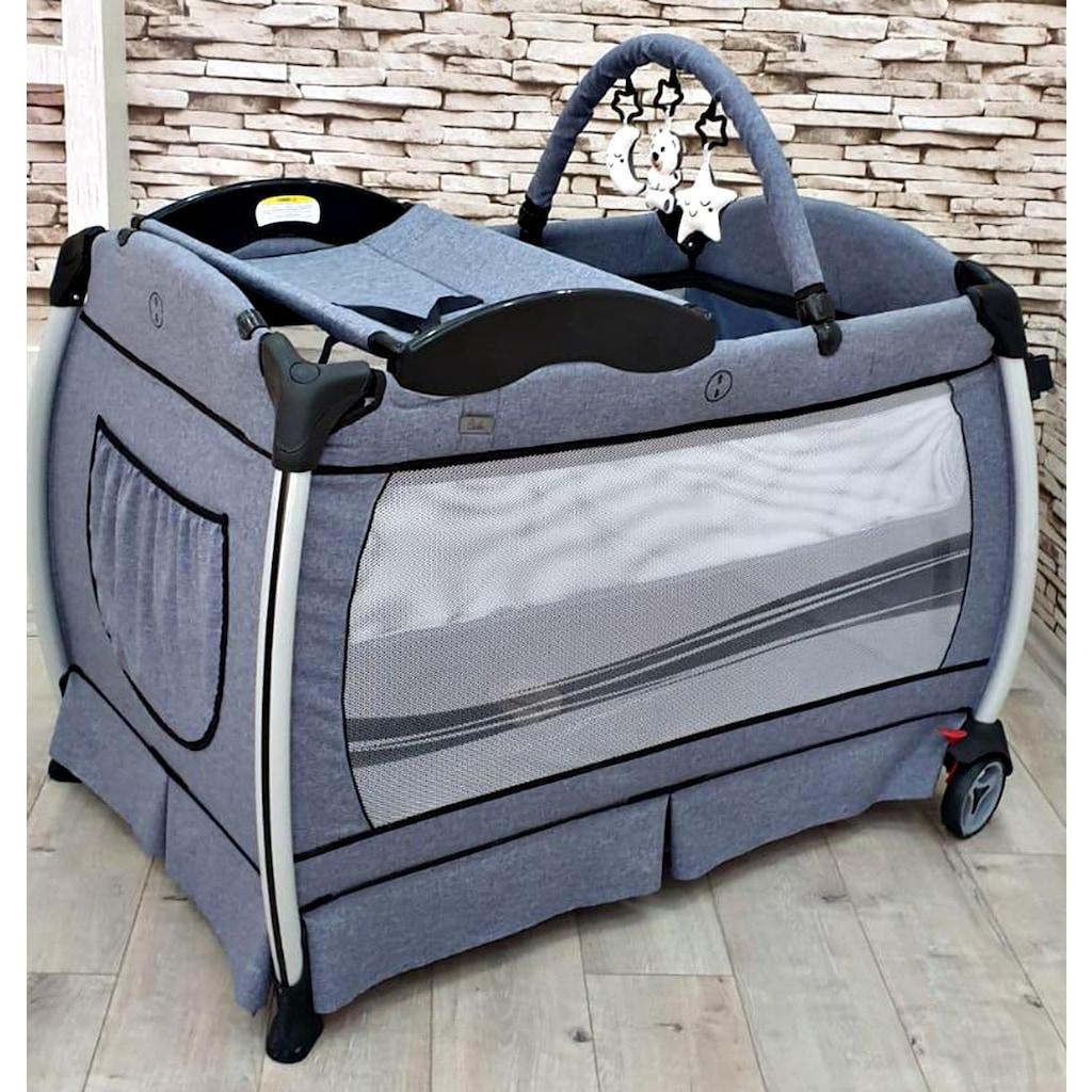 Bebeğinizin Konforu İçin Park Yatak Modelleri