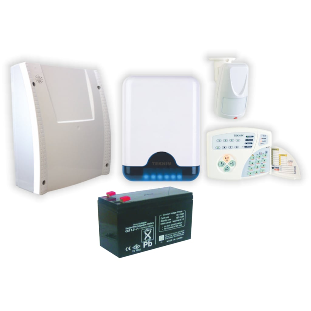 Güvenliğiniz İçin Alarm Sistemleri Özellikleri ve Fiyatları