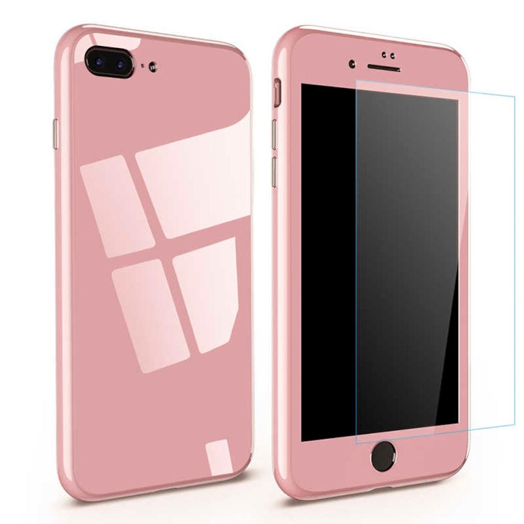 size 40 425fa 9b3a9 Apple iPhone 7 Plus Kılıf Voero 360 Magnet Case