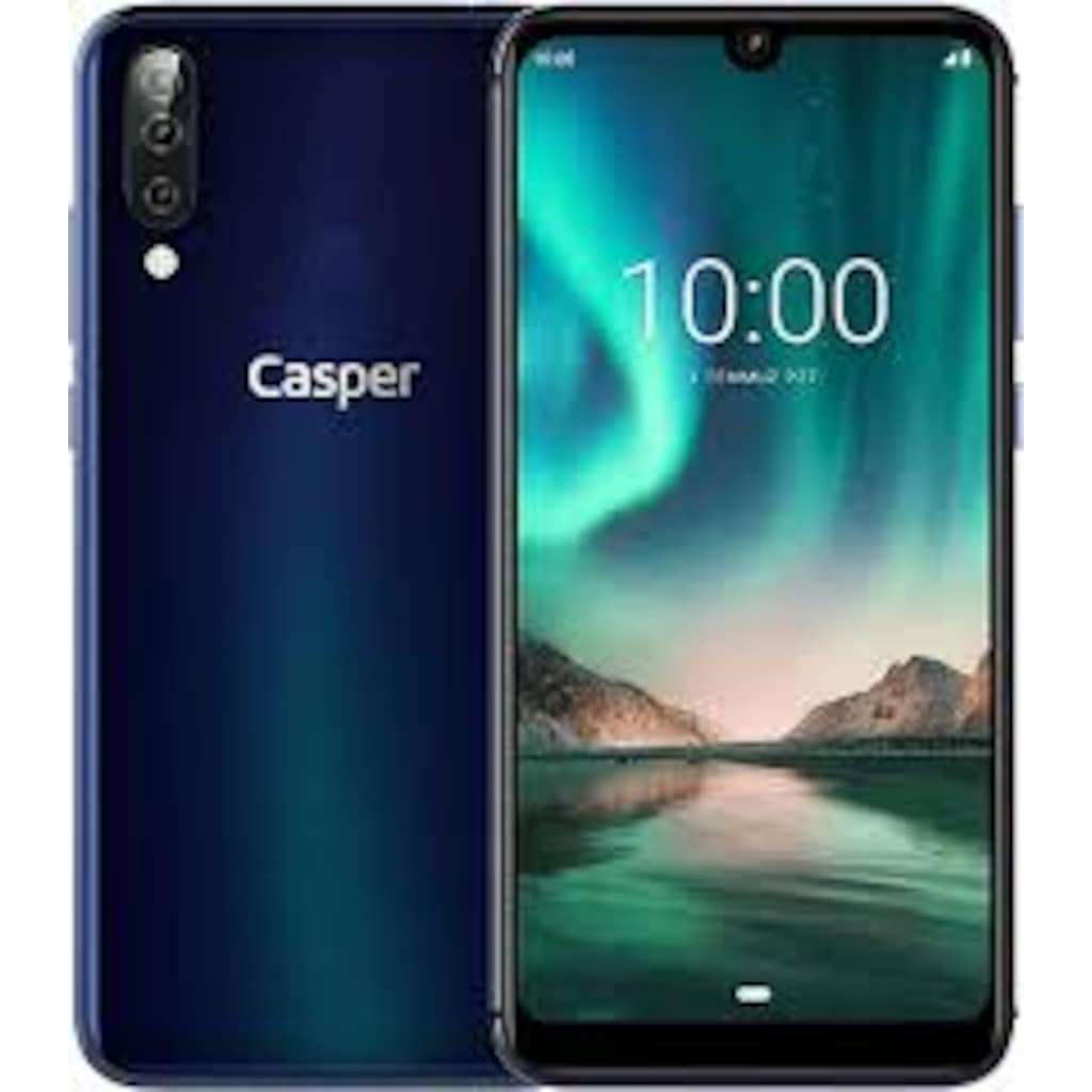 Casper Vıa G4 32gb Dual Cep Telefonu-(kozmik Mavi-uzay ...