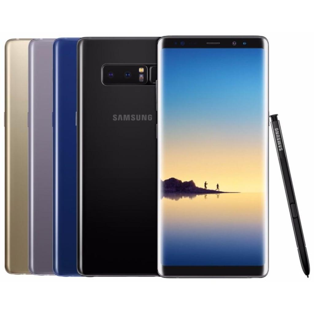 Samsung Galaxy Note 8 N950f Samsung Türkiye Garantili