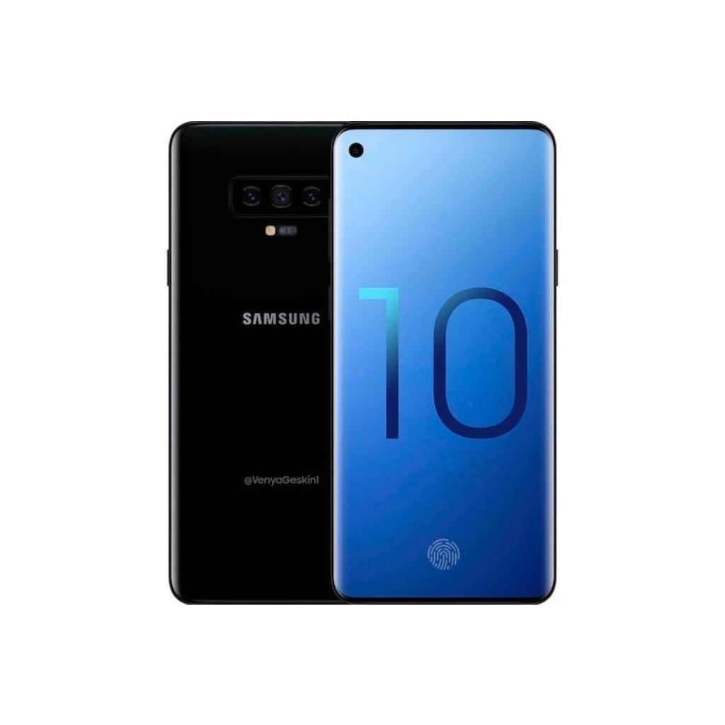 Samsung Galaxy S10 Plus 12 Gb Ram 1 Tb Hafıza Teşhir Ürün