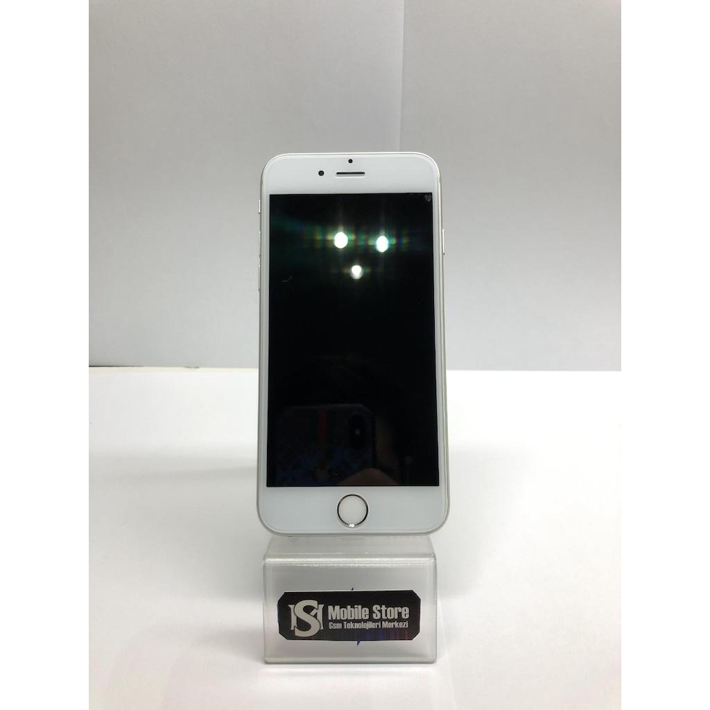 apple iphone 6s 64 gb cep telefonu gumus yenilenmis
