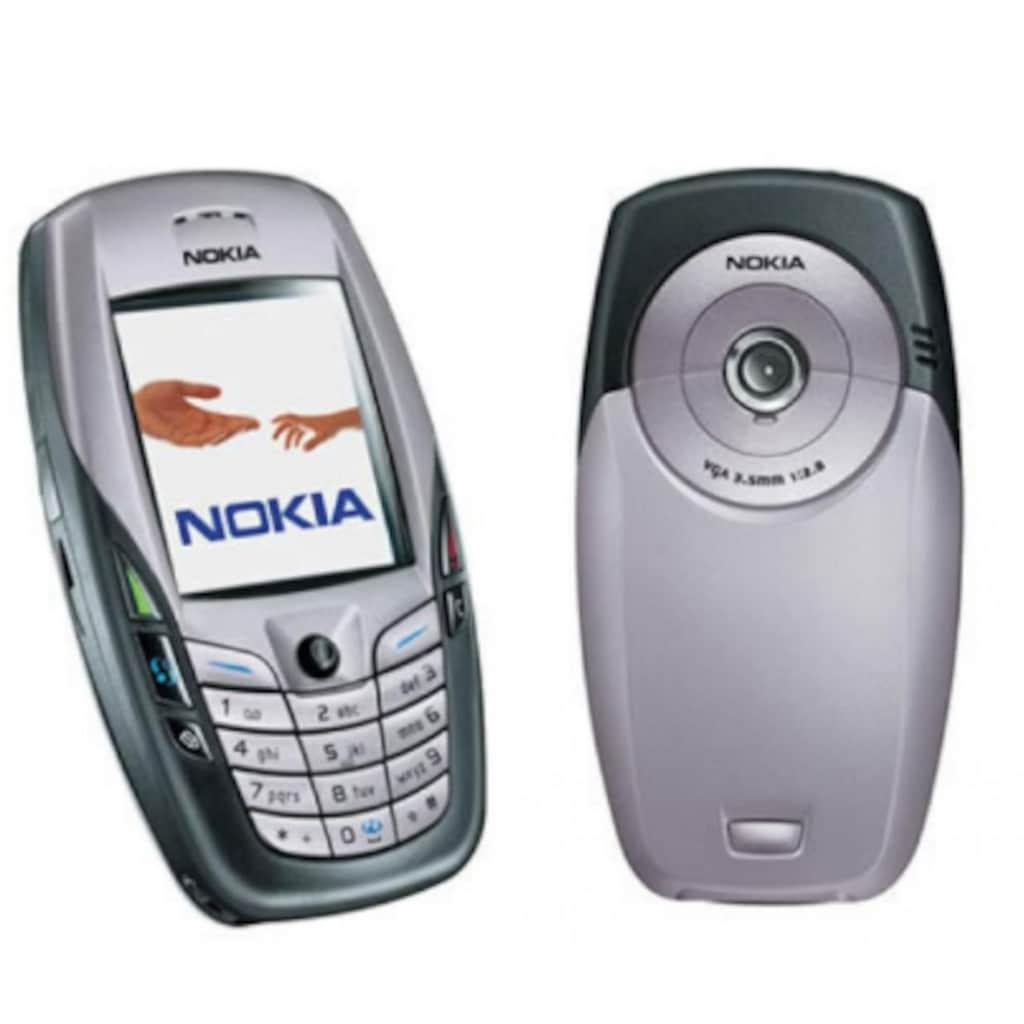 Nokia 6600 Orjinal Tuşlu Cep Telefonu-garantili-faturalı ...