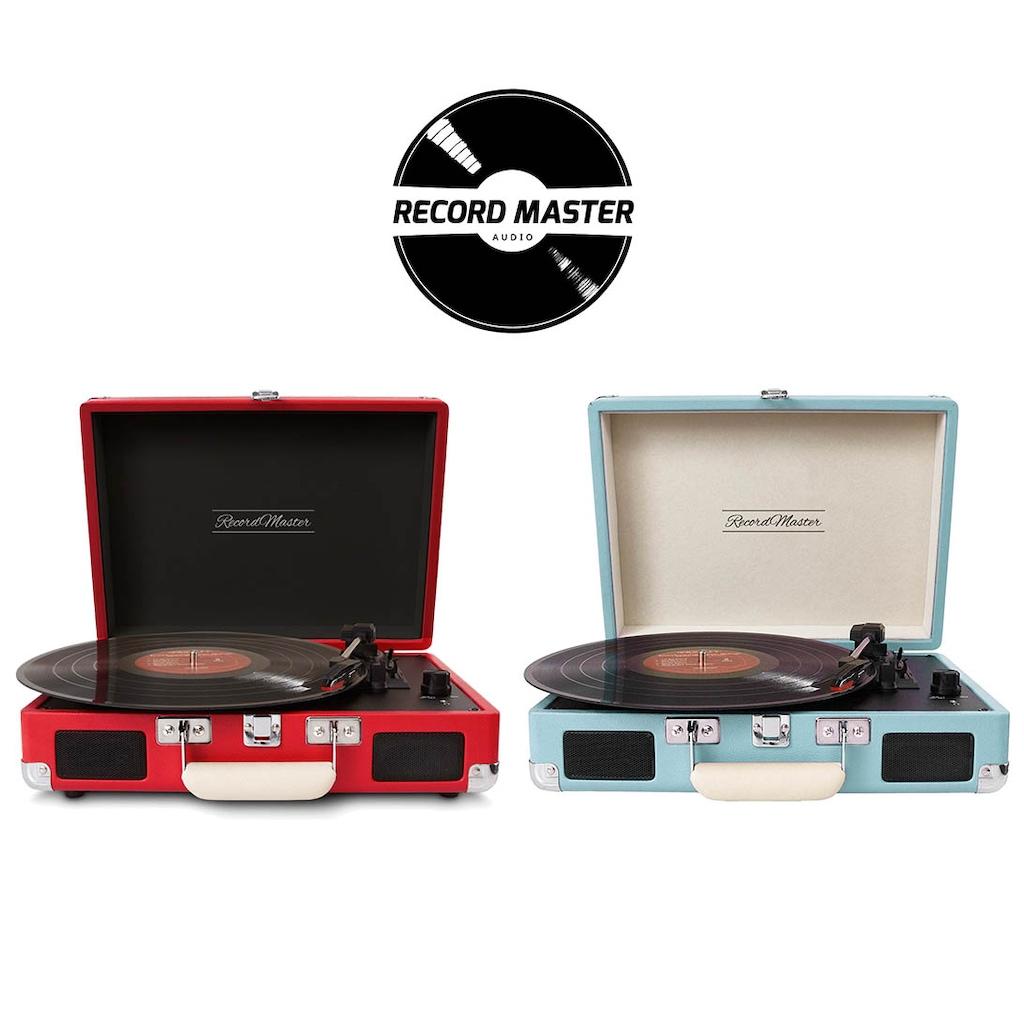 bfc9f0088a566 Record Master T310r Çanta Pikap - 45' Lik Plak Hediyeli - n11.com