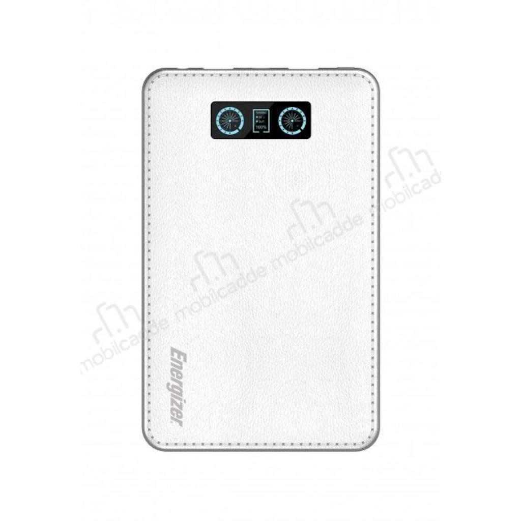 Energizer Ue20000 18000 Mah Powerbank Beyaz Yedek Batarya N11com Nokia Asha 310 Dual Sim Resmi White