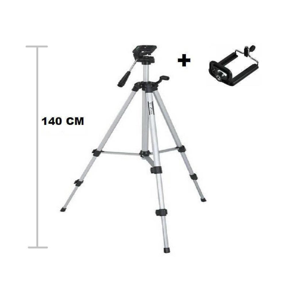 Yeni 140 Cm Cep Telefonu Tripod Ve Fotoğraf Makinesi ...