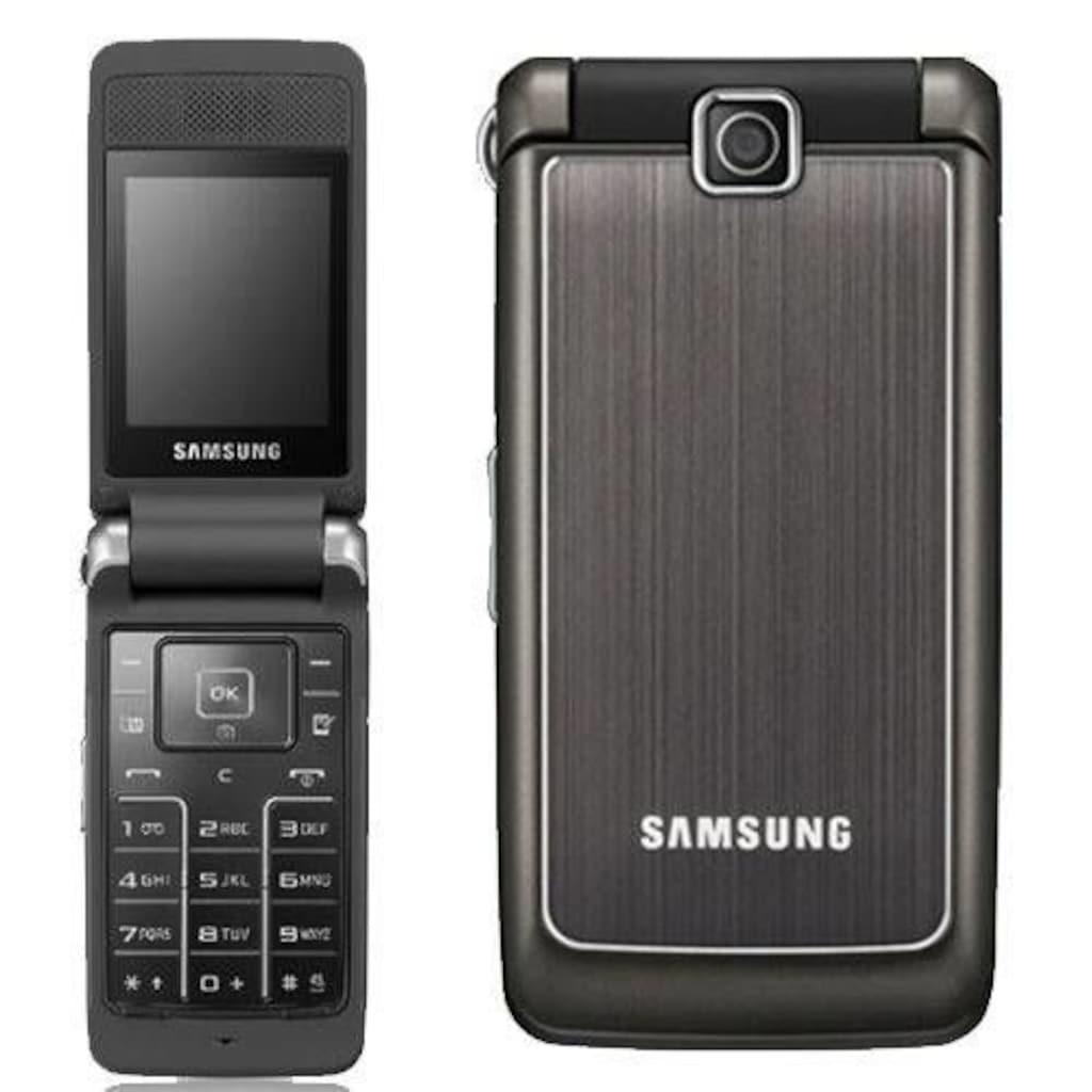 Samsung Gt S3600 Orjinal Kapaklı Kameralı Siyah Cep ...