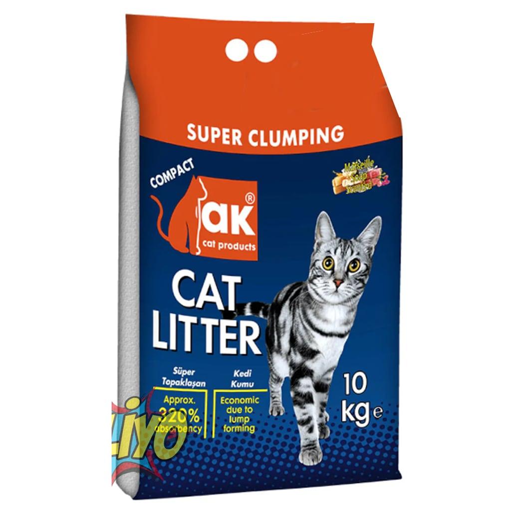 Cep Dostu Kedi Tuvaletleri