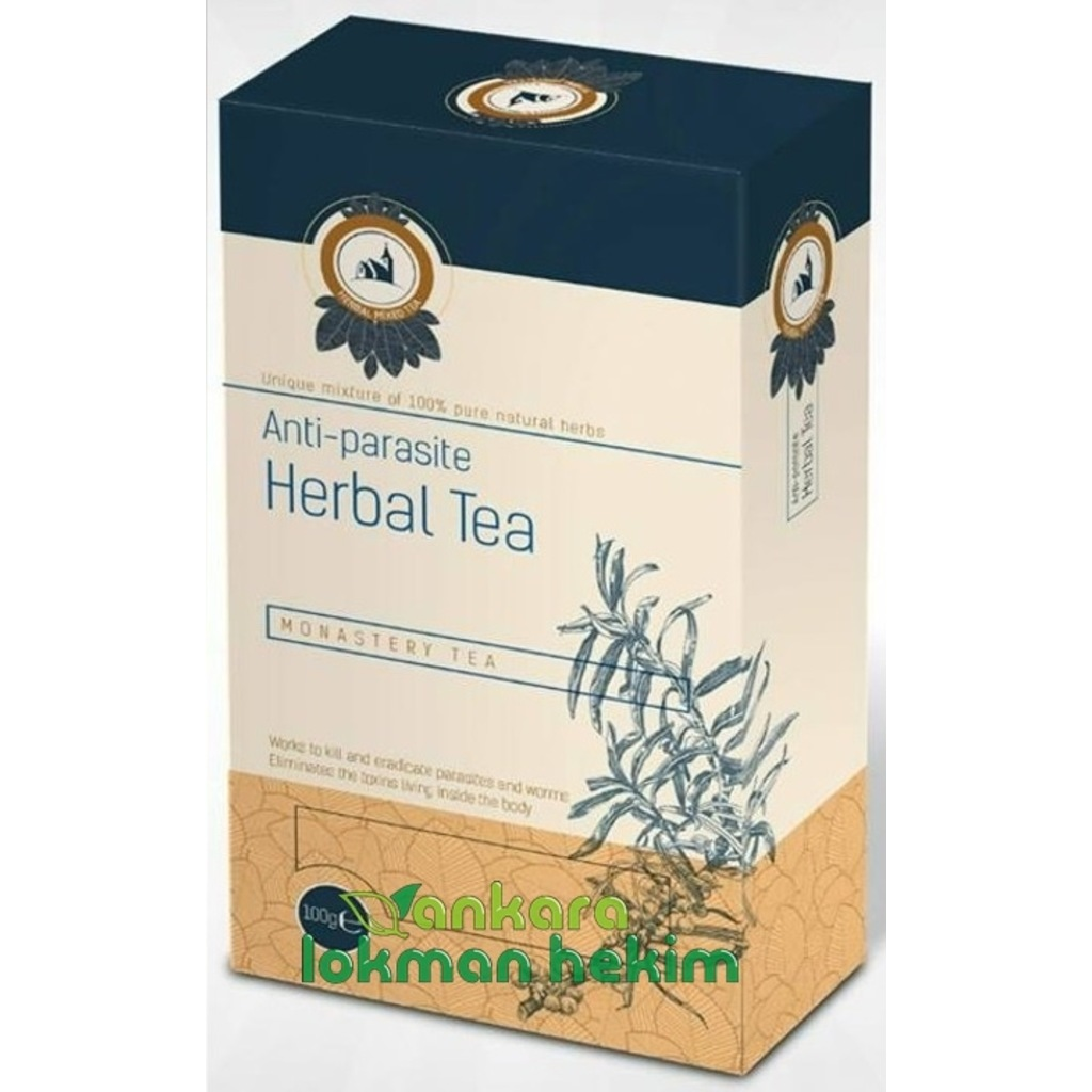 Herbal tea anti parazit çayı