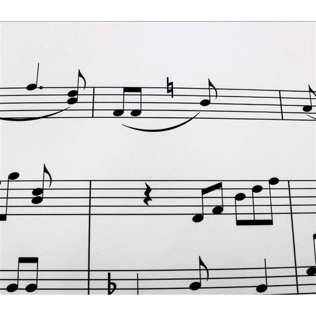 Muzik Notalari Desenli Kumas N11 Com